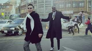 Psy - Hangover feat. Snoop Dogg M/v (2014)