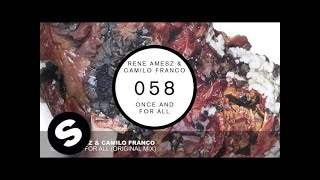 Rene Amesz & Camilo Franco - Once And For All (2015)
