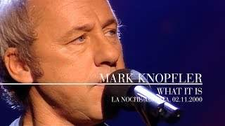 Mark Knopfler - What It Is (2020)