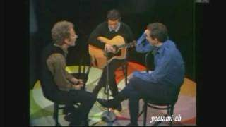 Andy Williams With Simon & Garfunkel - Scarborough Fair (2009)