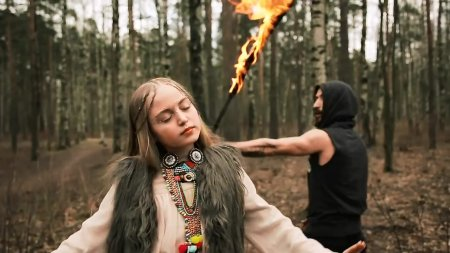 Софья Фисенко и Федор Щедрин - Я огонь (2015)