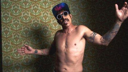 Red Hot Chili Peppers - Dark Necessities (2016)