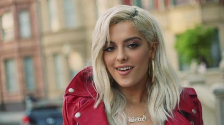 Bebe Rexha feat. Lil Wayne - The Way I Are (Dance With Somebody) (2017)
