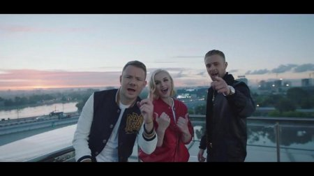 Егор Крид & Полина Гагарина, SMASH - Команда 2018 (2017)