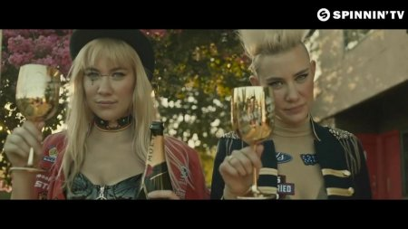 NERVO ft. Chief Keef - Champagne (2017)