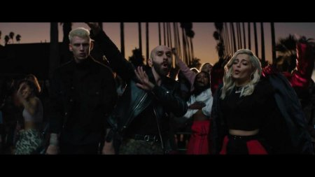 Machine Gun Kelly, X Ambassadors & Bebe Rexha - Home (2017)