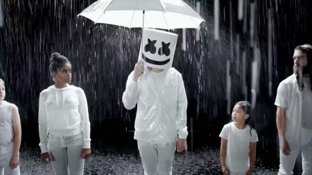 Marshmello x Juicy J Ft. James Arthur - You Can Cry (2018)