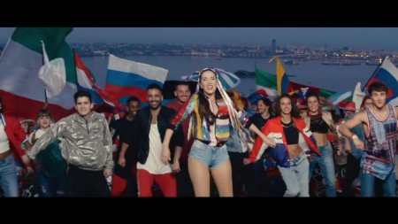Natalia Oreiro - United by love (Rusia 2018) (2018)