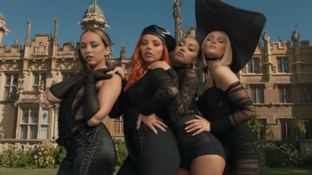 Little Mix ft. Nicki Minaj - Woman Like Me (2018)