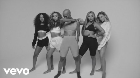 Little Mix ft. Sharaya J - Strip (2018)
