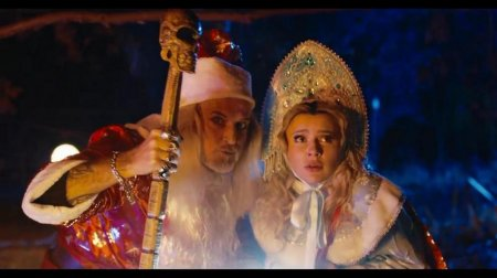 Сара Окс и Никита Джигурда - Бородатый злодей (2018)