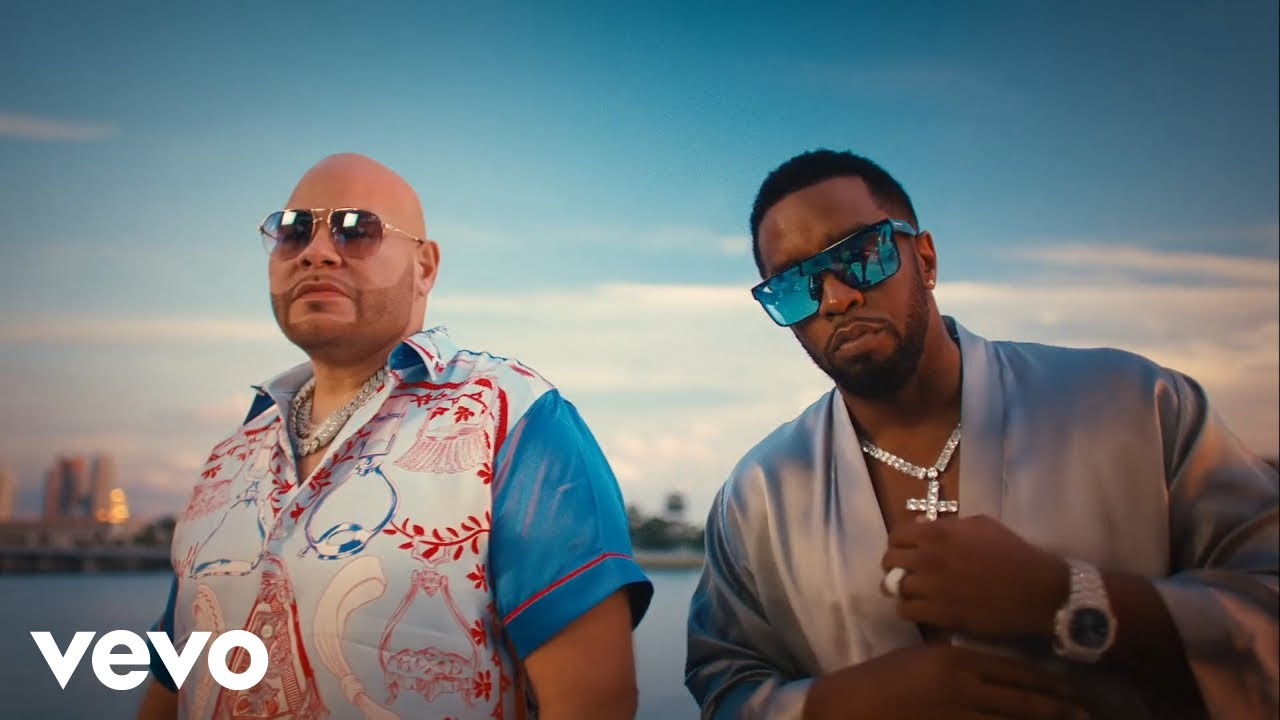 Fat Joe, DJ Khaled, Amorphous - Sunshine